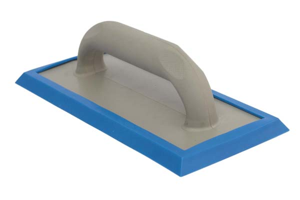 Trowels with Rubber